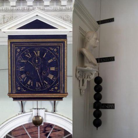 Monticello Clock